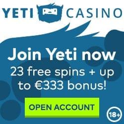 23 free spins no deposit bonus