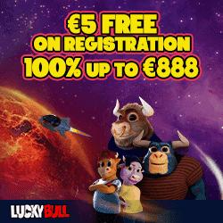 5 EUR free bonus without deposit