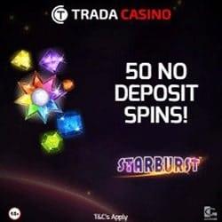 Exclusive 50 no deposit free spins!