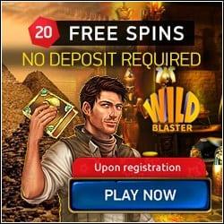 Wildblaster Casino Online Review