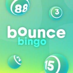 Bounce Bingo Casino 10 free spins & £100 free bonus code