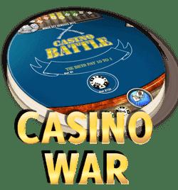 Casino War Online Game