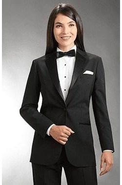 Womens White EATON Waist Length Spencer Coat