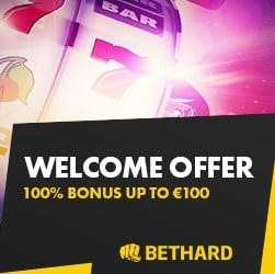 Exclusive Welcome Bonus and Bet Hard Review