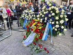 Mahnwache der AfD am 2.7. in Würzburg