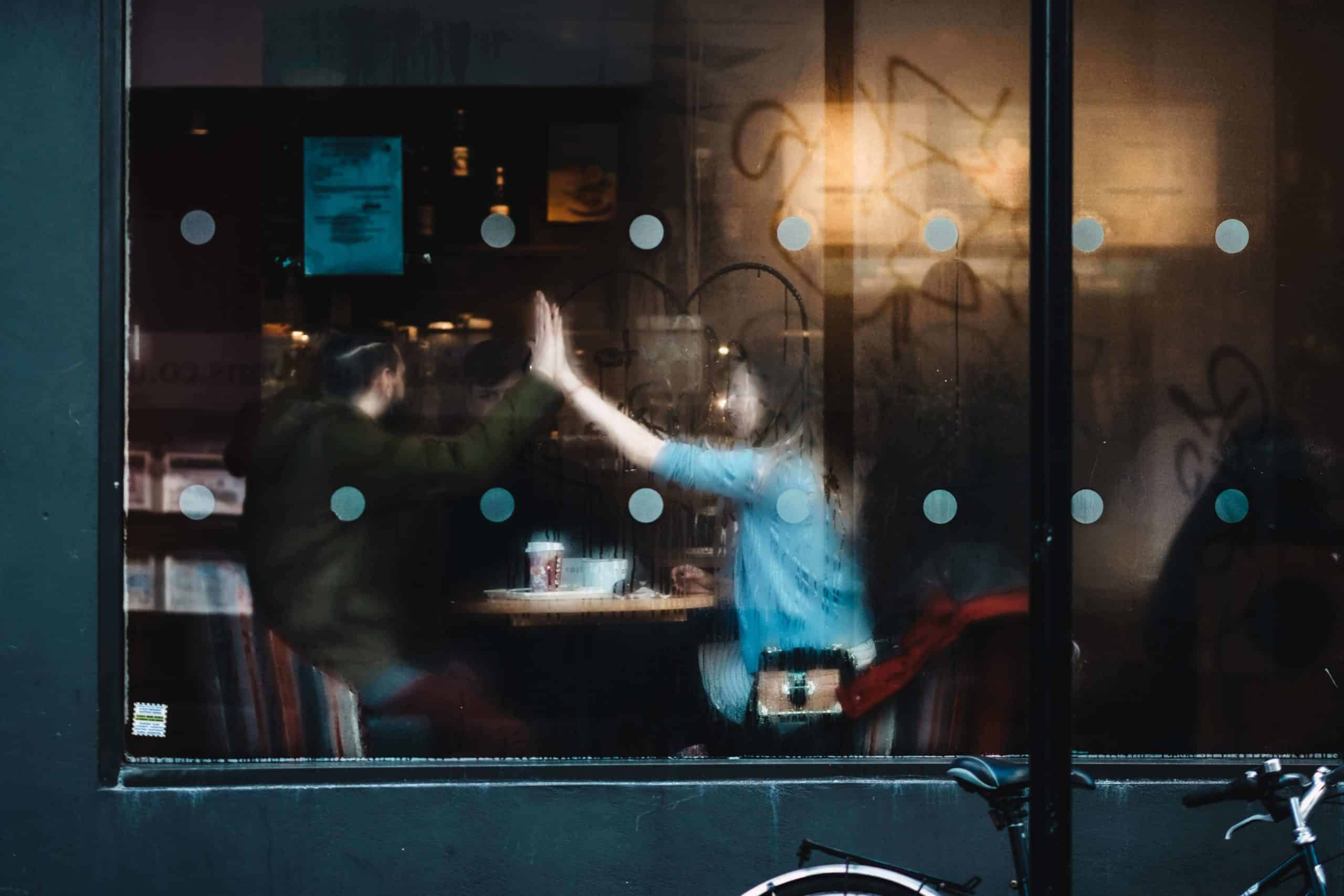 Go from unknown to personal relationships with your customers