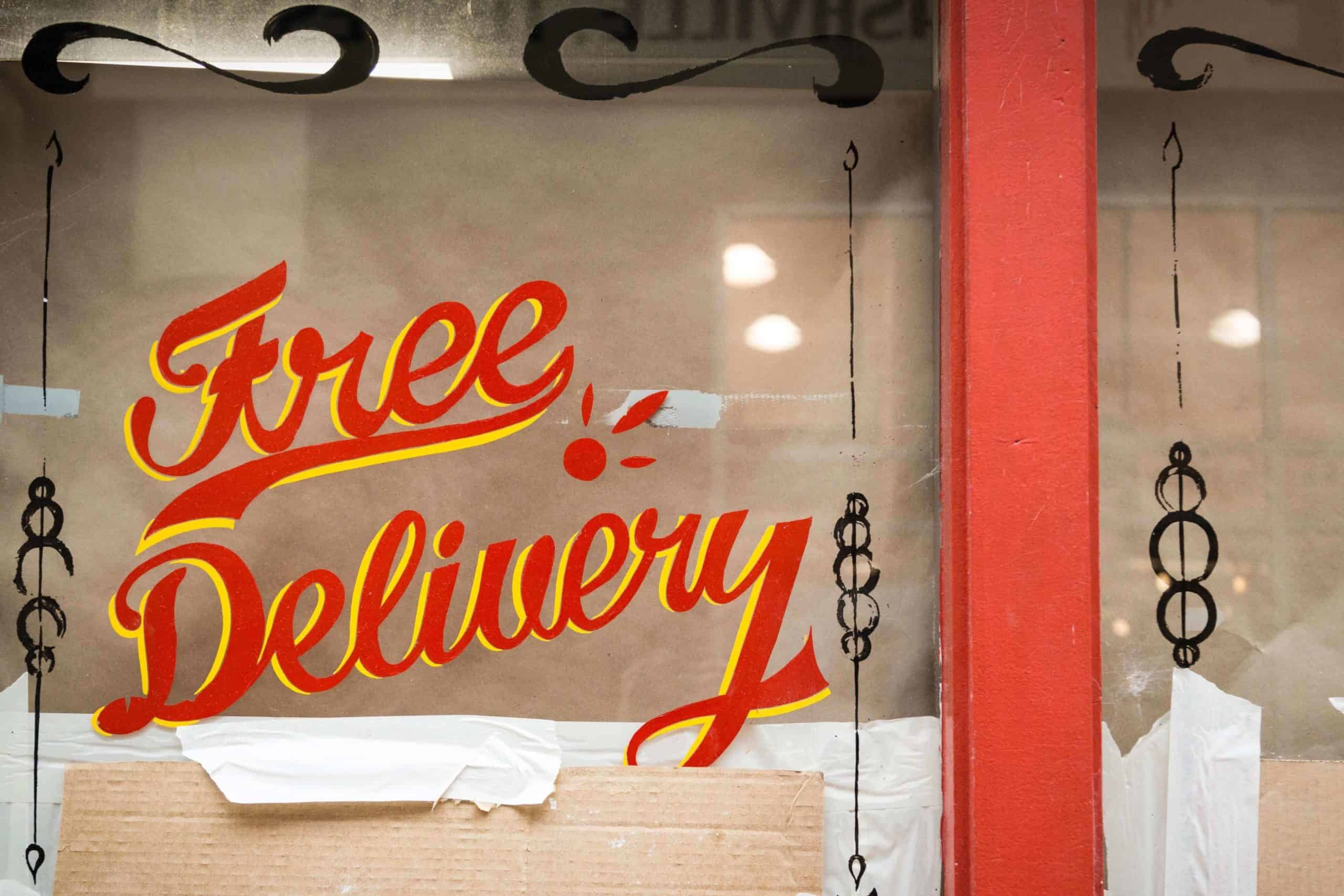 The state of online ordering