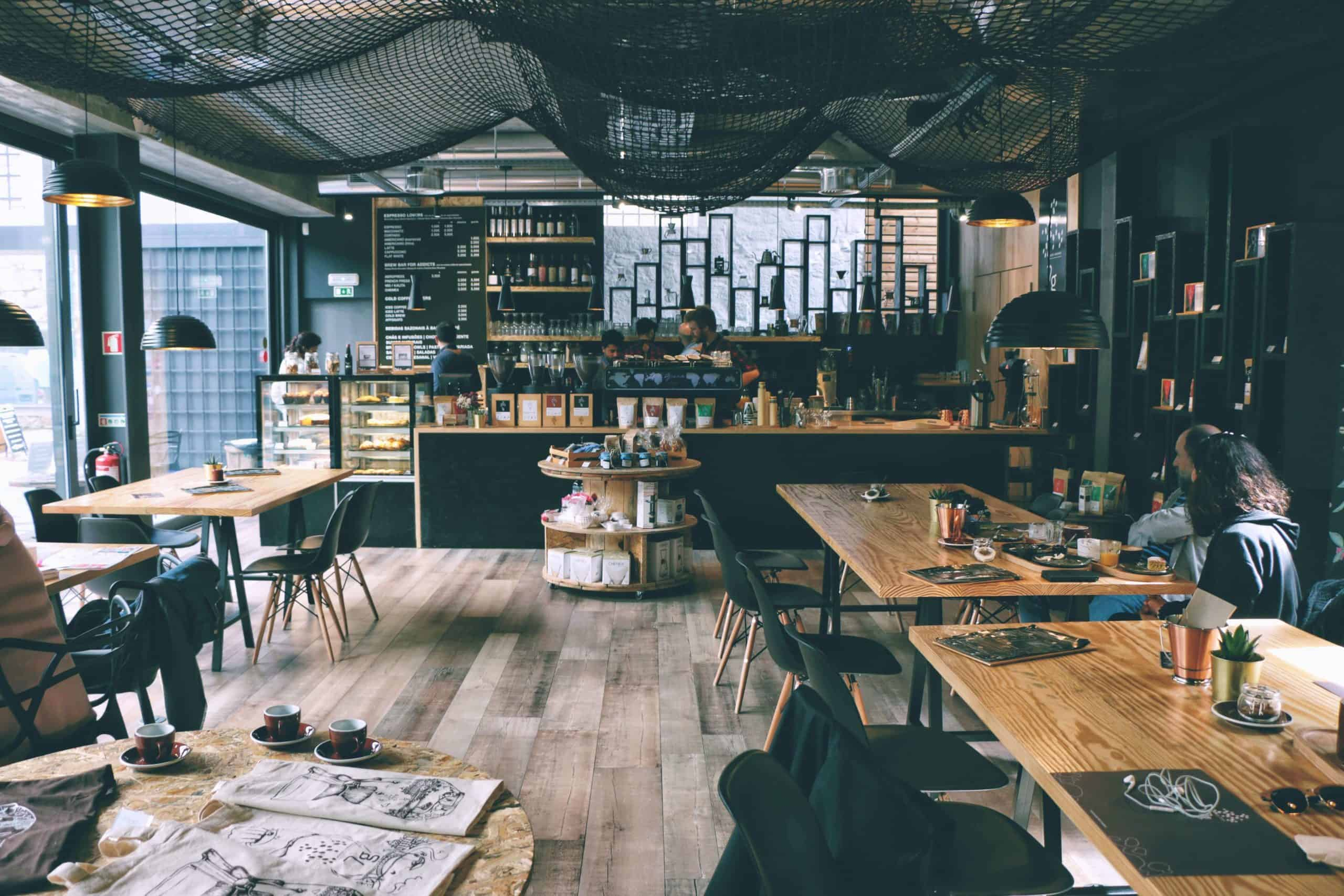 Bloomberg restaurant webinar
