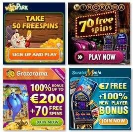 TwinoPlay - Online Scrach Card Games - £26 FREE no deposit bonuses
