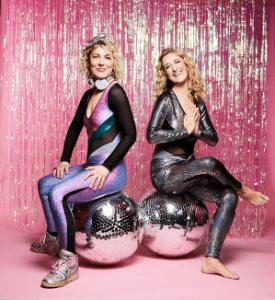 Wellness Event Idea Disco Yoga Eventify