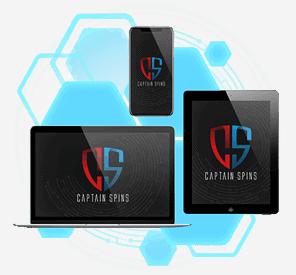 Captain Spins Mobile Casino