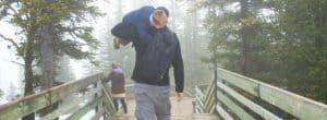 sulphur mountain skywalk, sulphur mountain banff, sulphur mountain banff, banff with kids