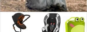 Baby Travel Gear for Baby Yoda