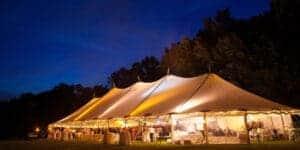 Wedding & Party DJ at Horsley Hale Farm in Cambridgeshire