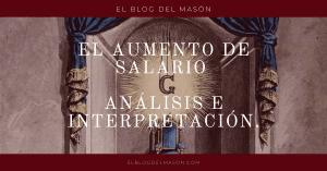 El Aumento de Salario - Análisis e interpretación.