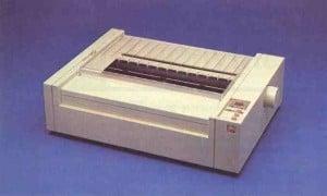 The Macintosh dot-matrix printer