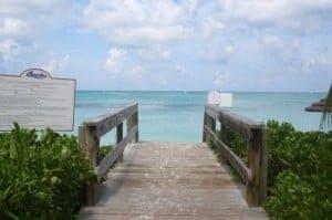 Beaches Resort & Spa, Turks & Caicos, Bridge to beach
