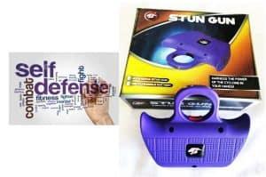 Stun-Gun-Purple-Self Defense2