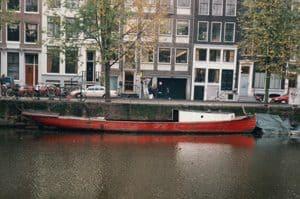 Restauratie van de Rondvaartboot Hilda