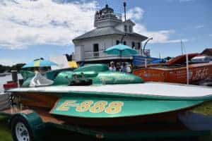 Antique Boats Abound in St. Michaels This Month