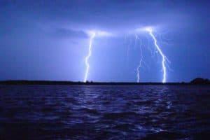 Crab Soup, Thunderstorms, and Grandmom Bertha