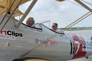 VIDEO: Eastern Shore WWII Vets Get Flight of a Lifetime