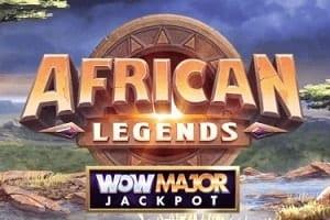 African Legends WowPot