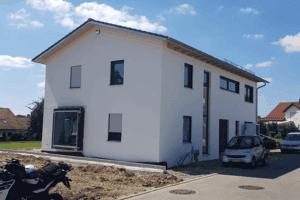 Einfamilienhaus in Mietingen