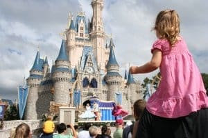 walt disney world, cinderella's castle, princesses dance