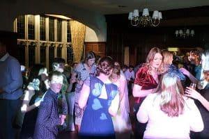 Kimberley & Jason's wedding reception at Lanwades Hall