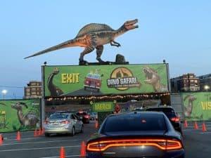 Dino Safari Entrance