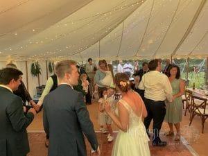 Wedding DJ at Ketteringham Hall