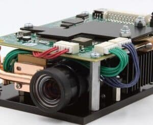 3D Scanning Projector with zero offset and DLP3010 DMD