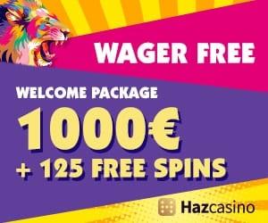 Haz Free Spins Bonus