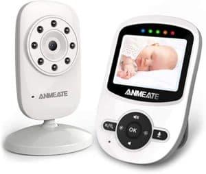 Anmeate 960ft Range Wifi Baby Monitor