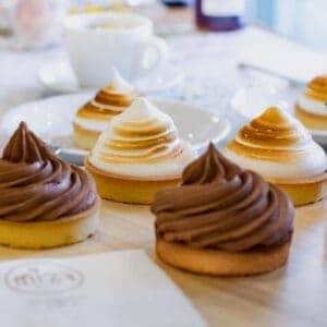 Tartaleta de Chocolatec