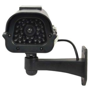 Solar Powered Dummy Camera Head On View jpg 1
