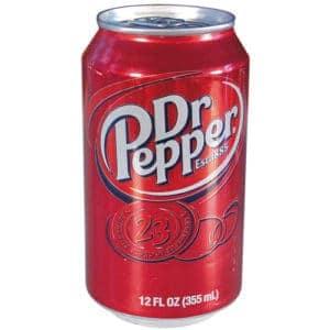 Dr Pepper Diversion Safe Front View