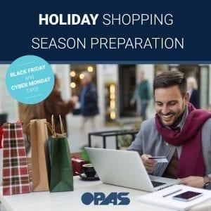 Holiday Shopping Season Preparation | OPAS Blog
