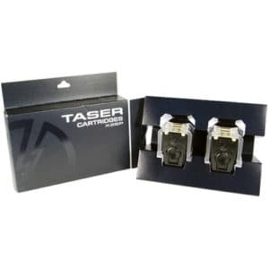 Taser 2 Pack Live Replacement Cartridges For X26P And M26C In Package