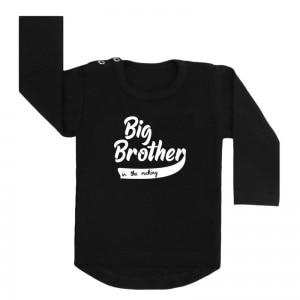 big brother inthemaking shirt zwart