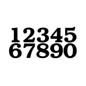 Verjaardag raamsticker hoera extra cijfers