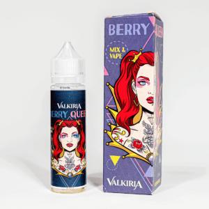 Eco Vape vaporArt range Berry Queen Flavour 40ml Shortfill