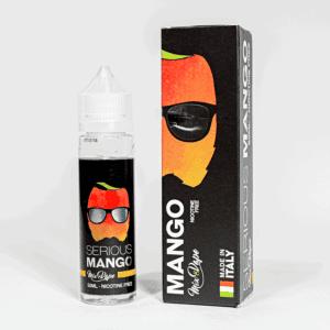 Eco Vape vaporArt range Serious Mango Flavour 40ml Shortfill