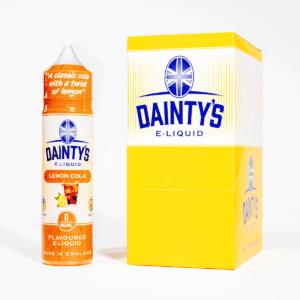 EcoVape Dainty's range Lemon Cola 50ml Shortfill