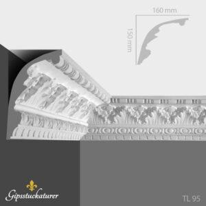 gips-stuckaturer-stockholm-sekelskifte-dekorativa-taklister-taklist-tl95-gipsstuckaturer-se