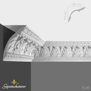 gips-stuckaturer-stockholm-sekelskifte-dekorativa-taklister-taklist-tl18-gipsstuckaturer-se