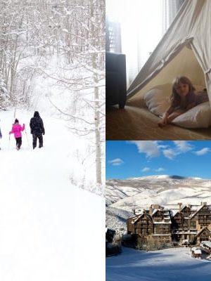 Luxury Ski Vacations in Colorado