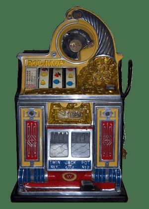 Old Classic Slot Machine