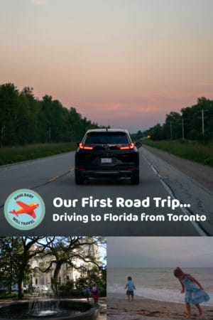 First-Road-Trip-Driving-to-Florida-from-Toronto